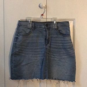 Urban Outfitters/ BDG Jean skirt size 4